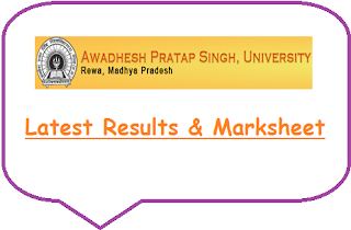APSU Results May June 2020