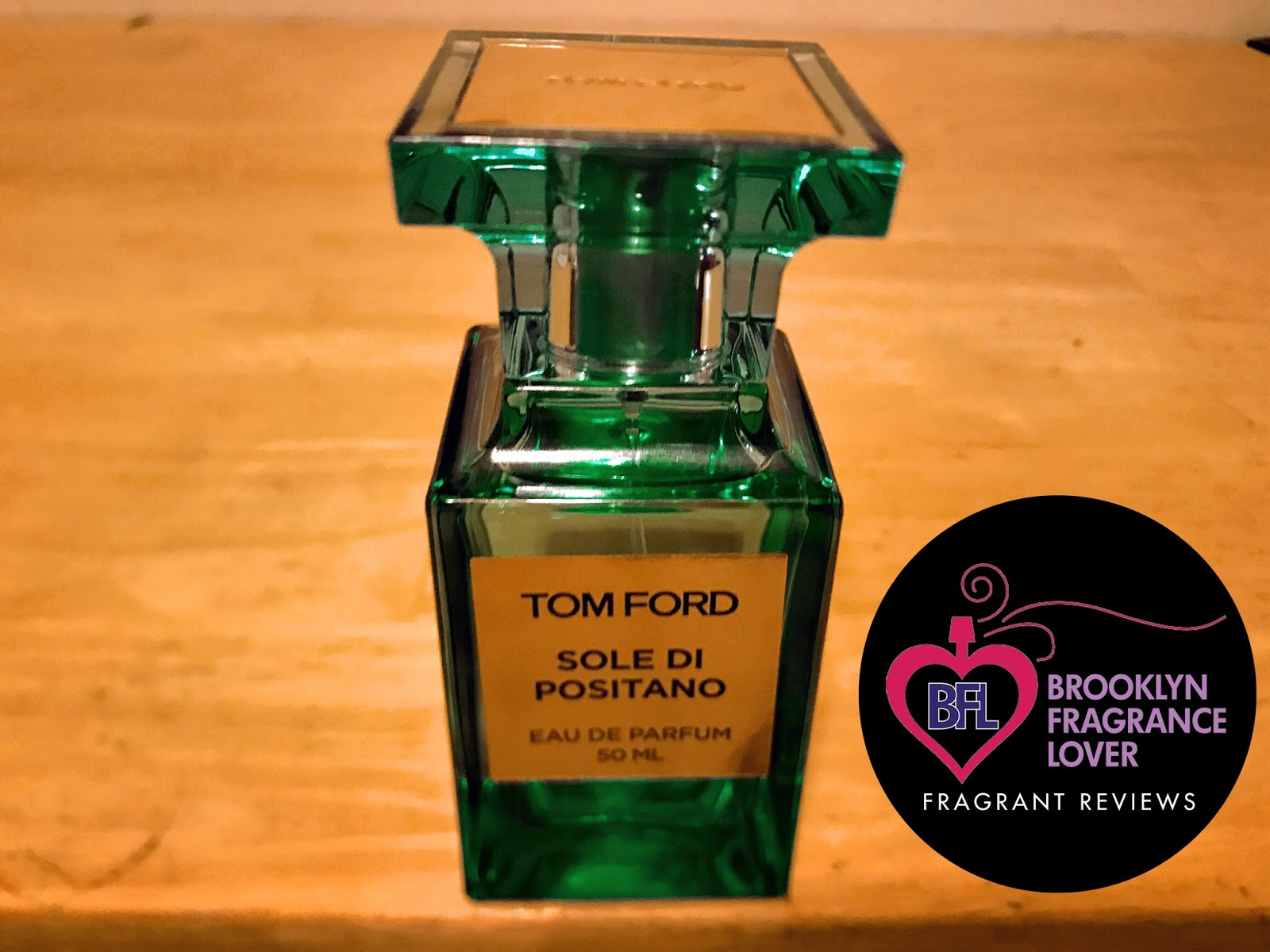 Brooklyn Fragrance Lover NEW Tom Ford Private Blend Sole di