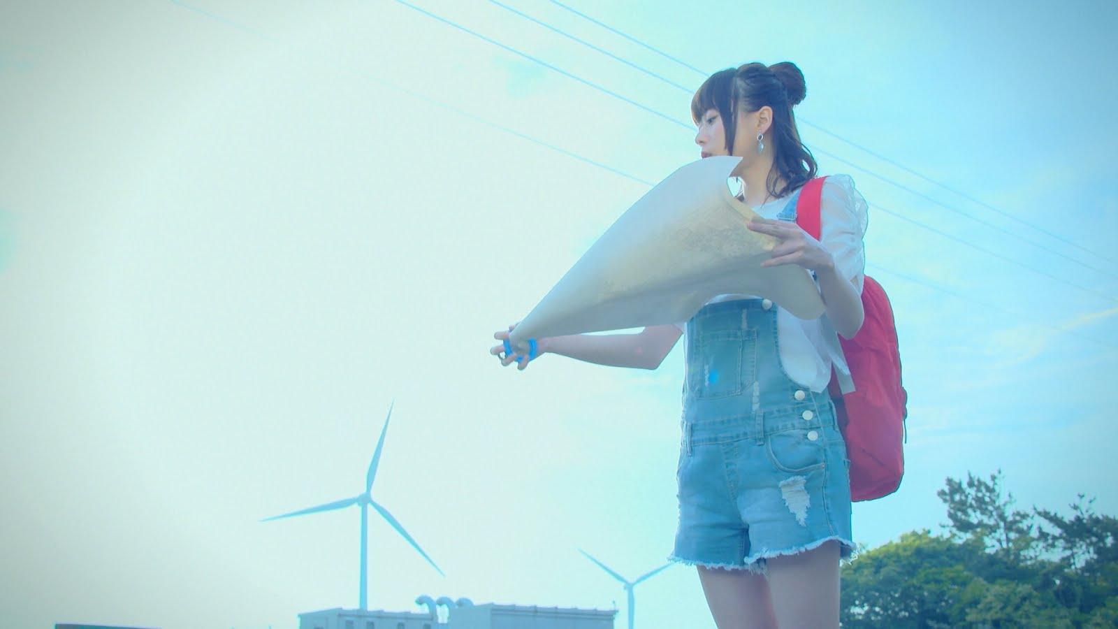 水瀬いのり聖地巡礼 Inori Minase Live Tour Blue Compass Short