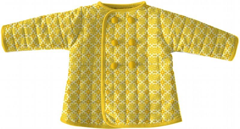 Toddler jacket pattern