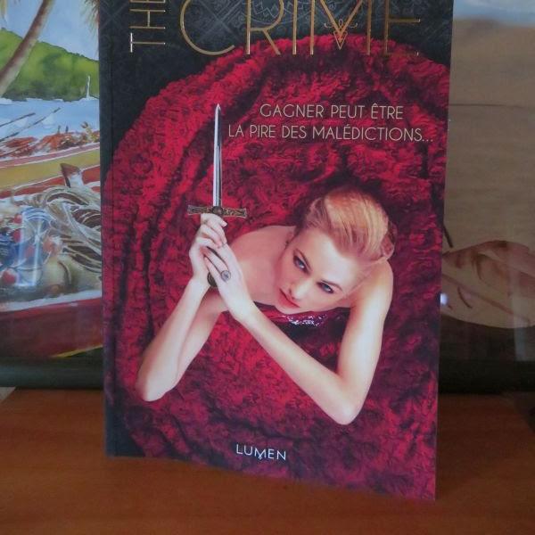 The curse, tome 2 : The crime de Marie Rutkoski