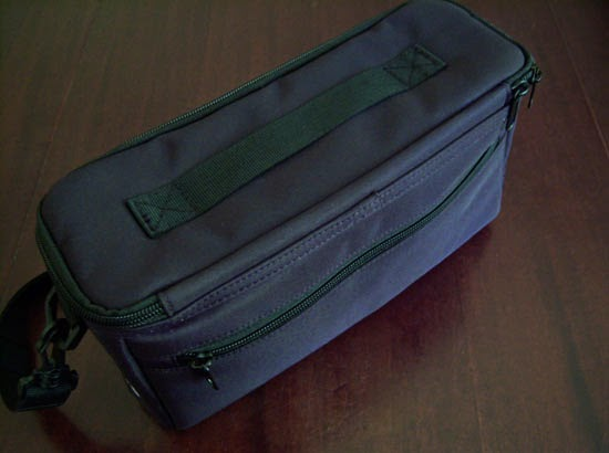 Jill-e Designs Camera Insert Bag back