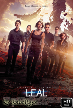 La Serie Divergente: Leal [1080p] [Latino-Ingles] [MEGA]