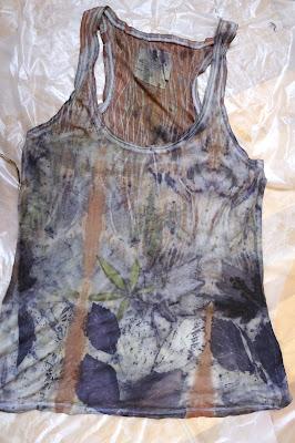 bidulafil eco dye façon Irit Dulman