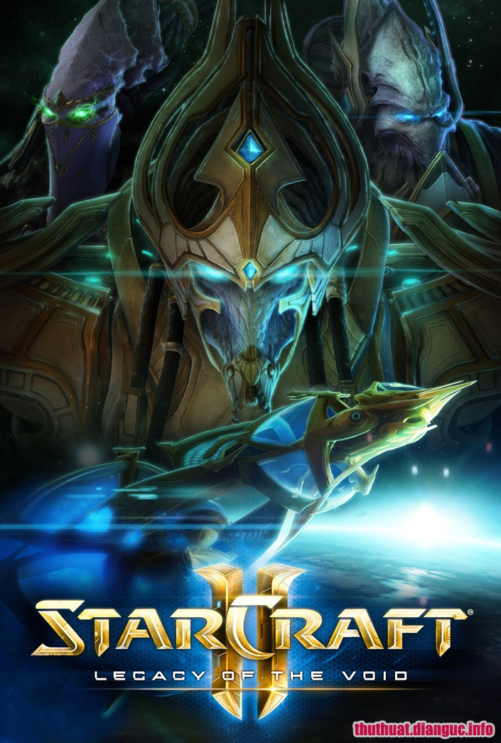 Download Game StarCraft II: Legacy of the Void Full Cr@ck