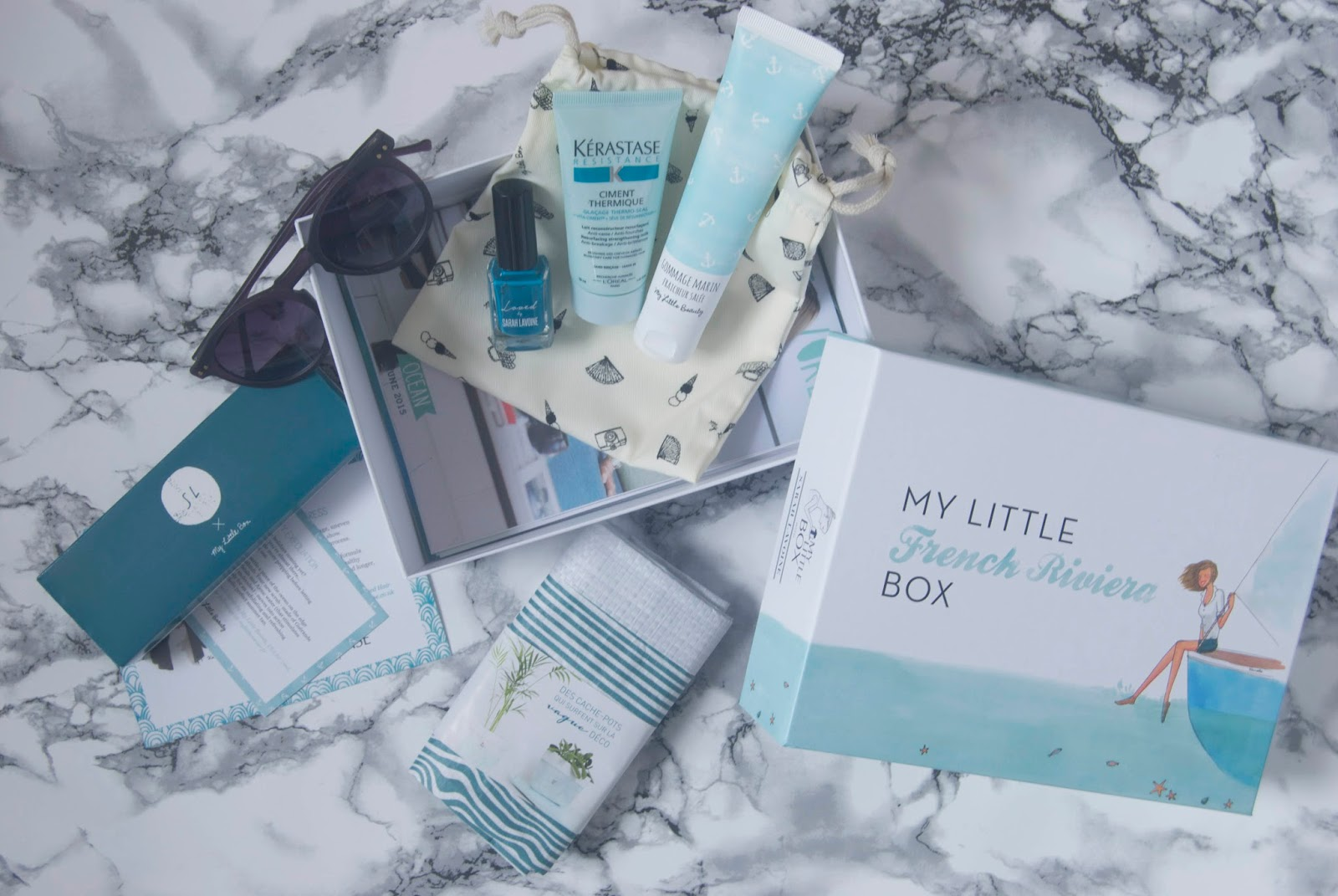 Review My Little French Riviera Box