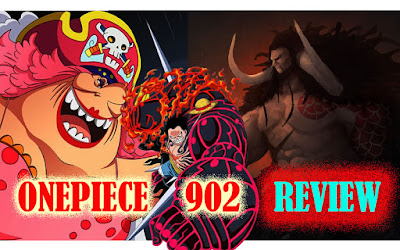 REVIEW ONEPIECE 902