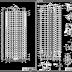 عمارة سكنية شاهقة 25 طابق اتوكاد dwg