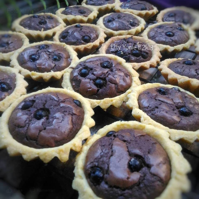 Gambar Kue Pie Brownies