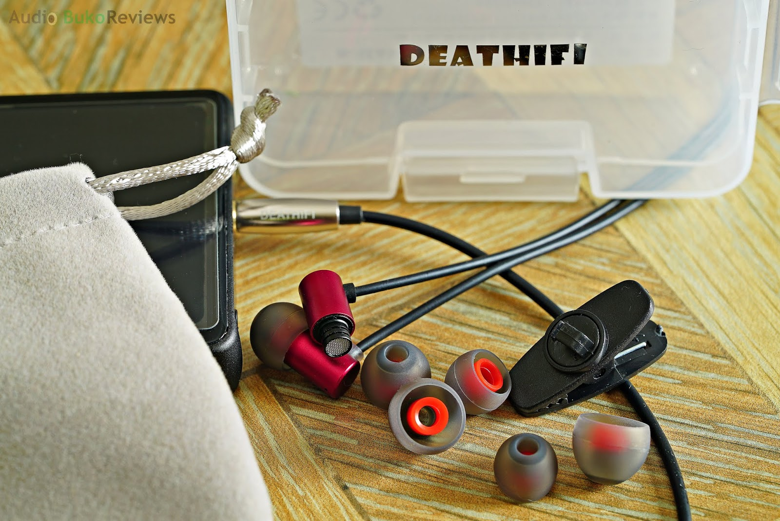 DEAT HIFI Small | Reviews | Headphone Reviews and Discussion - Head