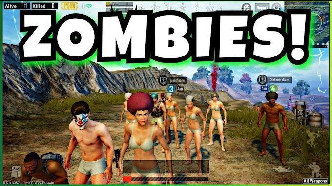 how to download pubg mobile zombie mode in android | download pubg mobile 0.11 beta version