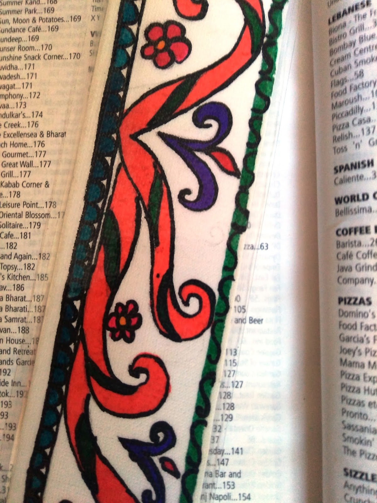 Bookmarks & Paperweights