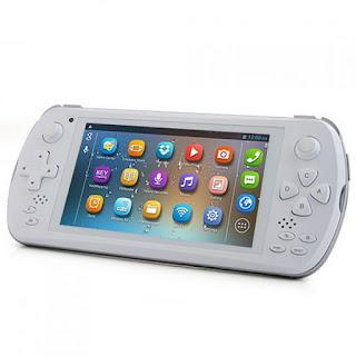 Retrouvez toutes les qualités d'un smartphone dans un mini console