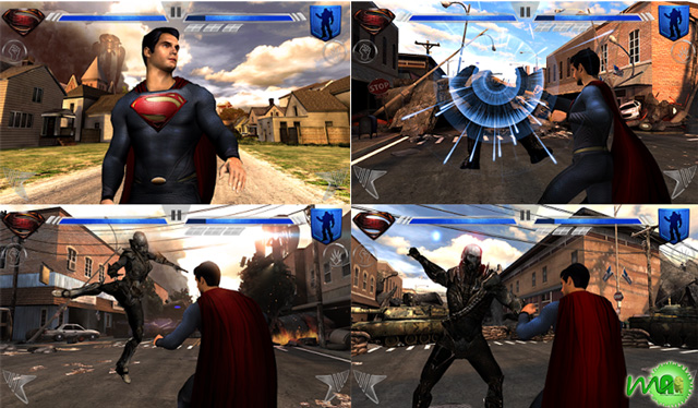 Man of Steel Screenshot