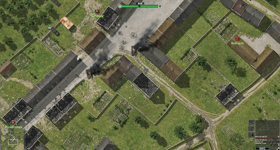 Close Combat: Gateway to Caen ScreenShot 01