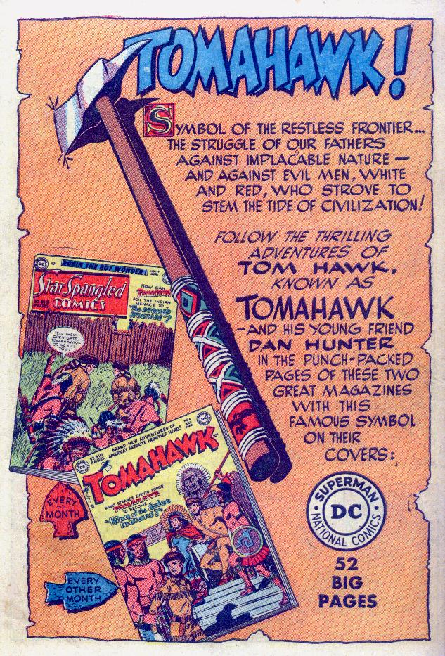 Read online Action Comics (1938) comic -  Issue #159 - 50