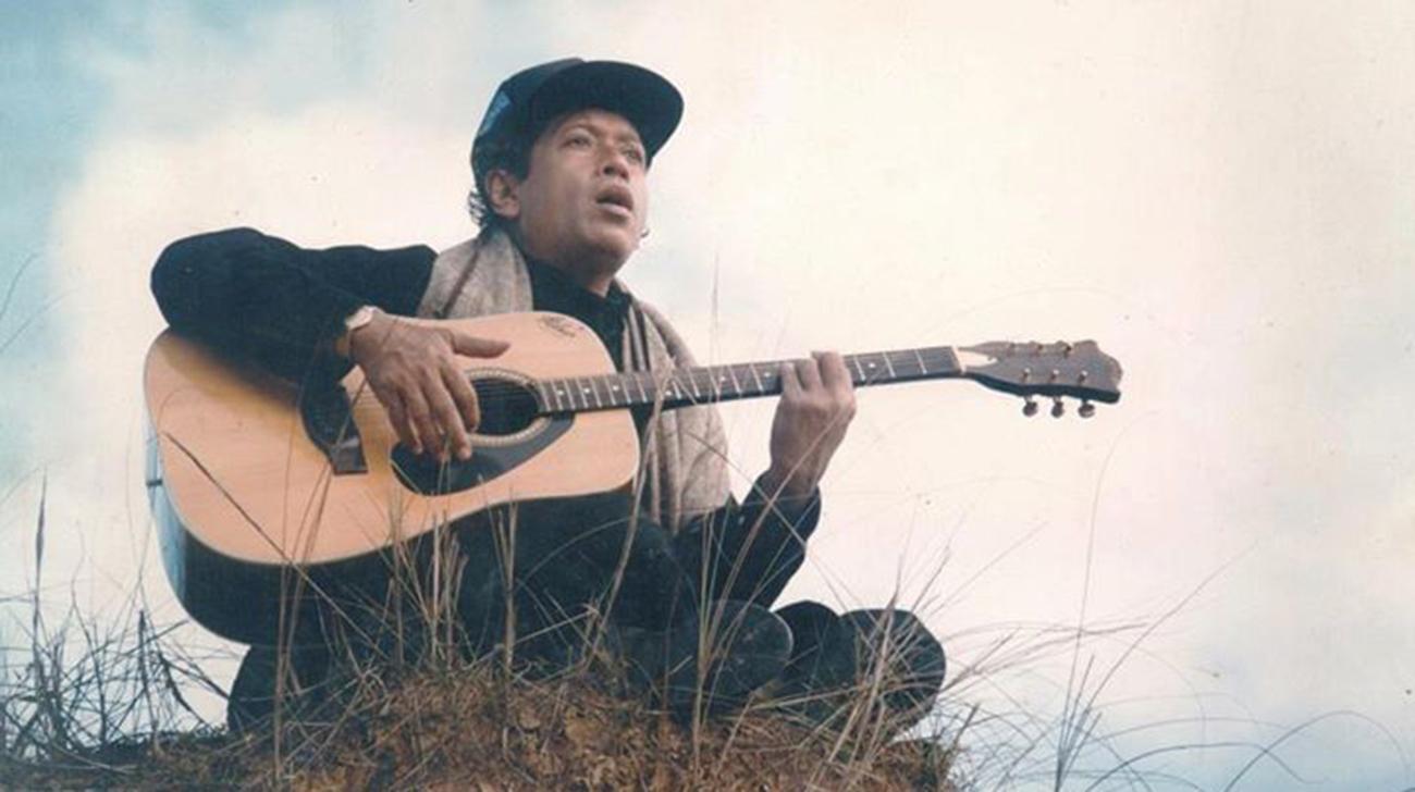 Guitar Chords Of Cholona Ghure Ashi Lucky Akhond Bangla Gan Chords
