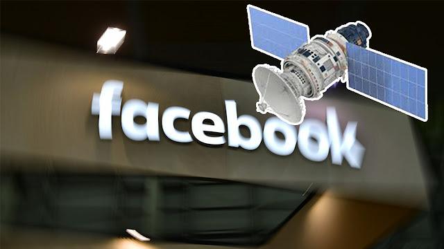 فيس بوك يبني قمر صناعي للإنترنت