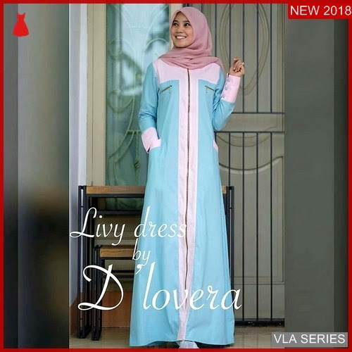 VLA217L100 Model Dress Livy Wd Murah BMGShop