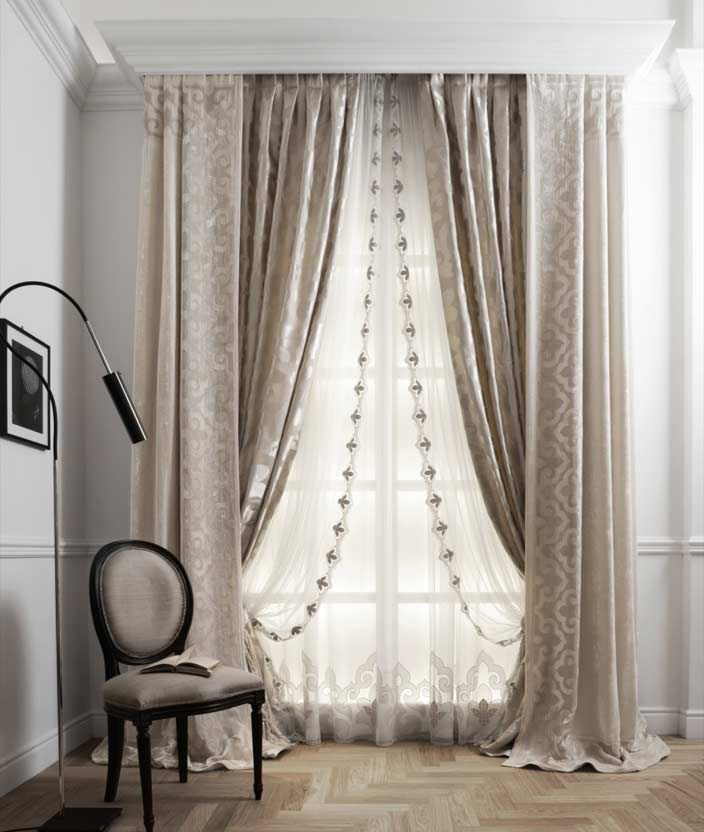 20 Best Curtain Ideas For Living Room 2017: The Best Types Of Curtains And Curtain Design Styles 2019