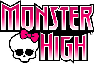 Logo Monster High.