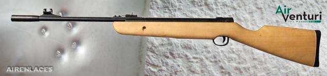 Rifle de Aire Bronco