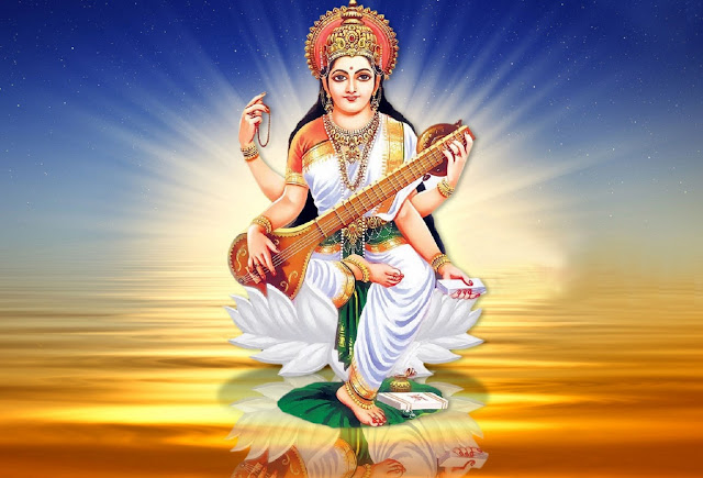 saraswati-devi-wallpaper