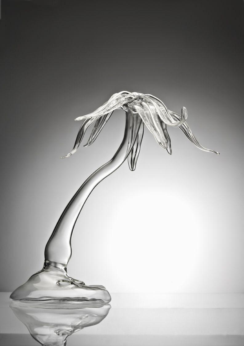 artes hermosas hechas de vidrio