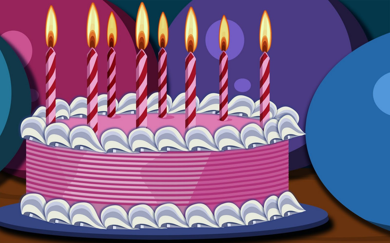 Birthday Background Wallpaper See To World