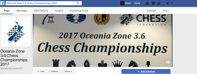 Oceania Zonal 3.6 Championships on FaceBook
