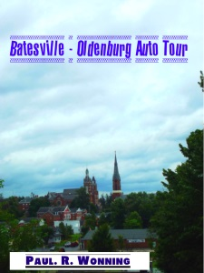 Batesville - Oldenburg Auto Tour