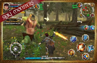 Kingdom Quest: Crimson Warden Apk - Free Download Android Game