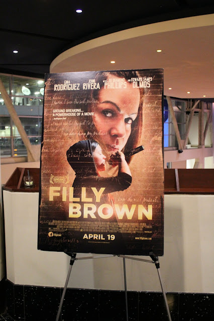 Tour de force | Filly Brown