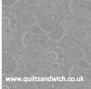 Black Chelsea Grey www.quiltsandwich.co.uk extra wide