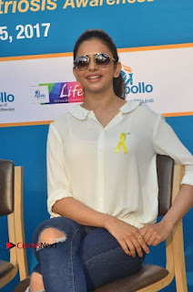 Actress Rakul Preet Singh at Endometriosis Awareness Walk at Apollo Cradle  0061.jpg