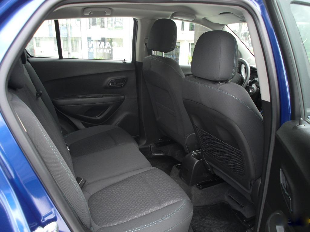Chevrolet Tracker Ter 225 Motor 1 8 Flex No Brasil Car Blog Br