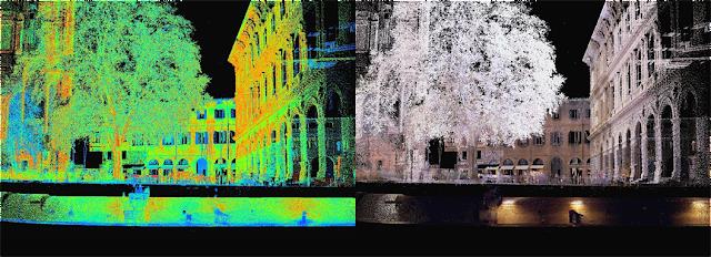 Bologna 3D underground analysis