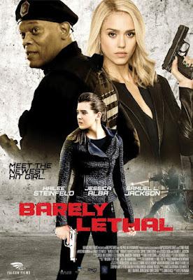 Film Barely Lethal (2015) BRRip