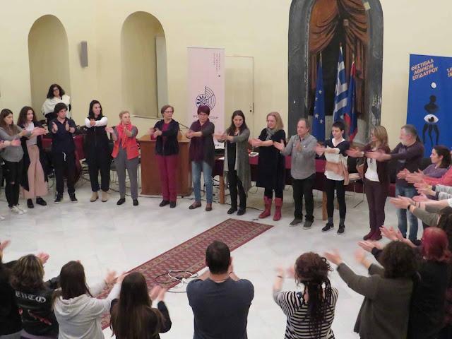 Συνεχίστηκε στο Ναύπλιο η δράση Εκπαιδεύοντας το κοινό στο Αρχαίο Δράμα