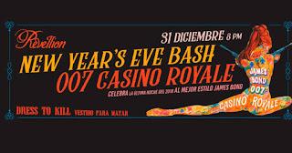 Fiesta de Año Nuevo 2019 en Revellion