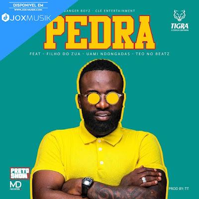 Preto show - Pedra (feat Filho do Zua & Uami dongadas)