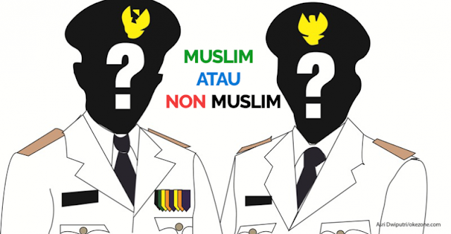 PWNU Jatim Haramkan Pilih Pemimpin Non Muslim