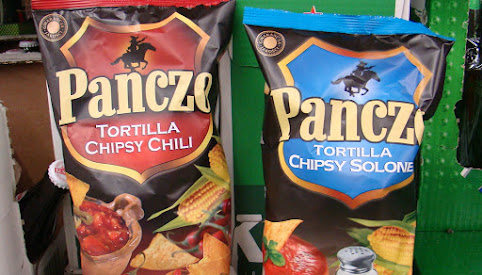 Panczo Chipsy Tortilla