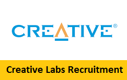 Creative Labs Recruitment 2017-2018