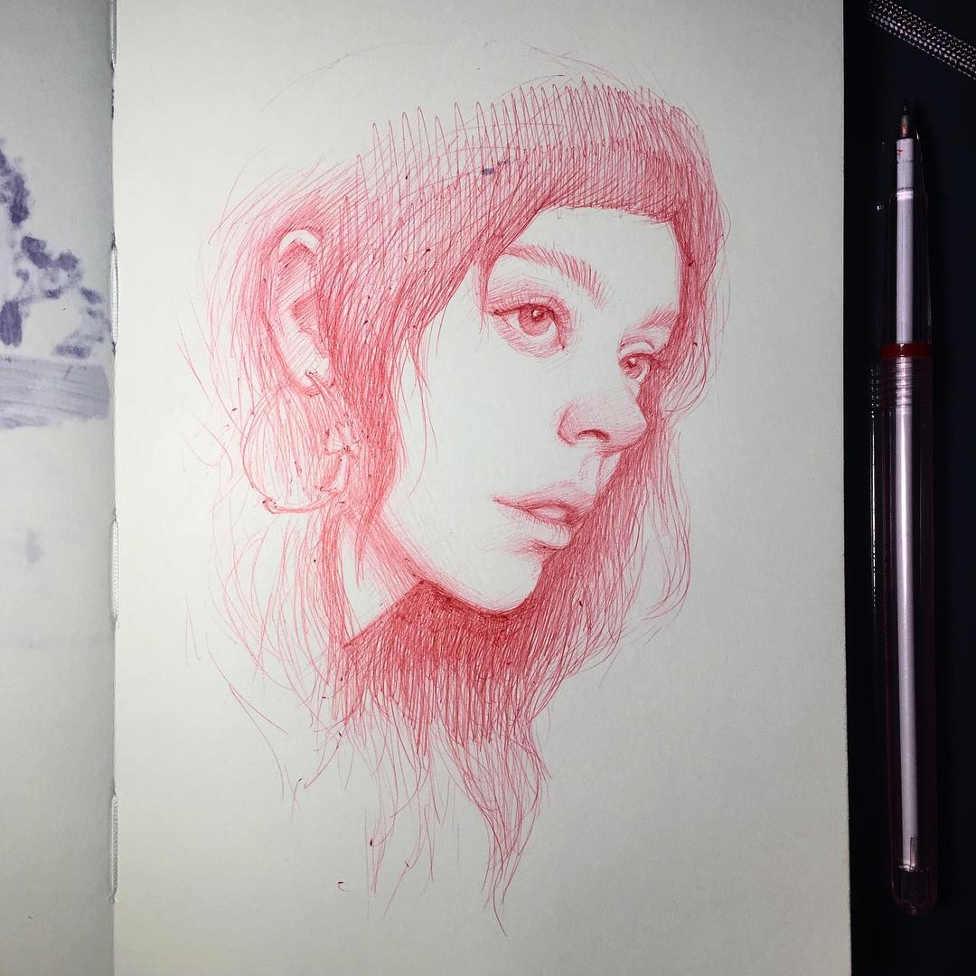 02-alicevink-Arthur-Gains-Moleskine-Sketches-of-Celebrities-and-other-Portraits-www-designstack-co