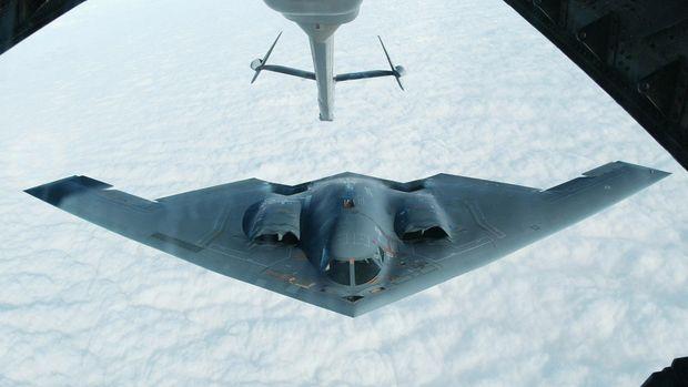 AS Pamerkan Desain Pesawat Siluman Pengebom Jenis Baru