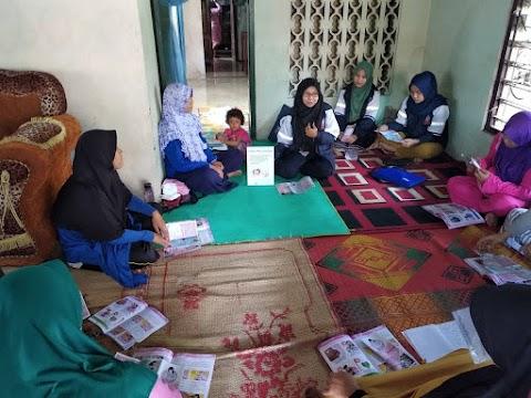 Program SBM (Save Breast Milk) Sebagai Edukasi ASI Eksklusif Pada Ibu Hamil di Desa Blendung