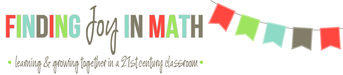 Finding JOY in Math: Back to Our Regular Schedule!