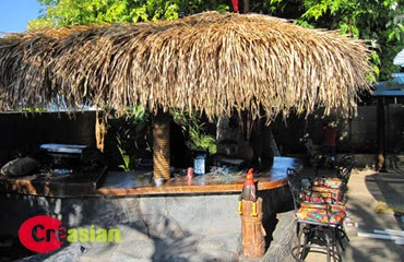 Quality Bamboo And Asian Thatch 4thatch Roof S Of Tiki