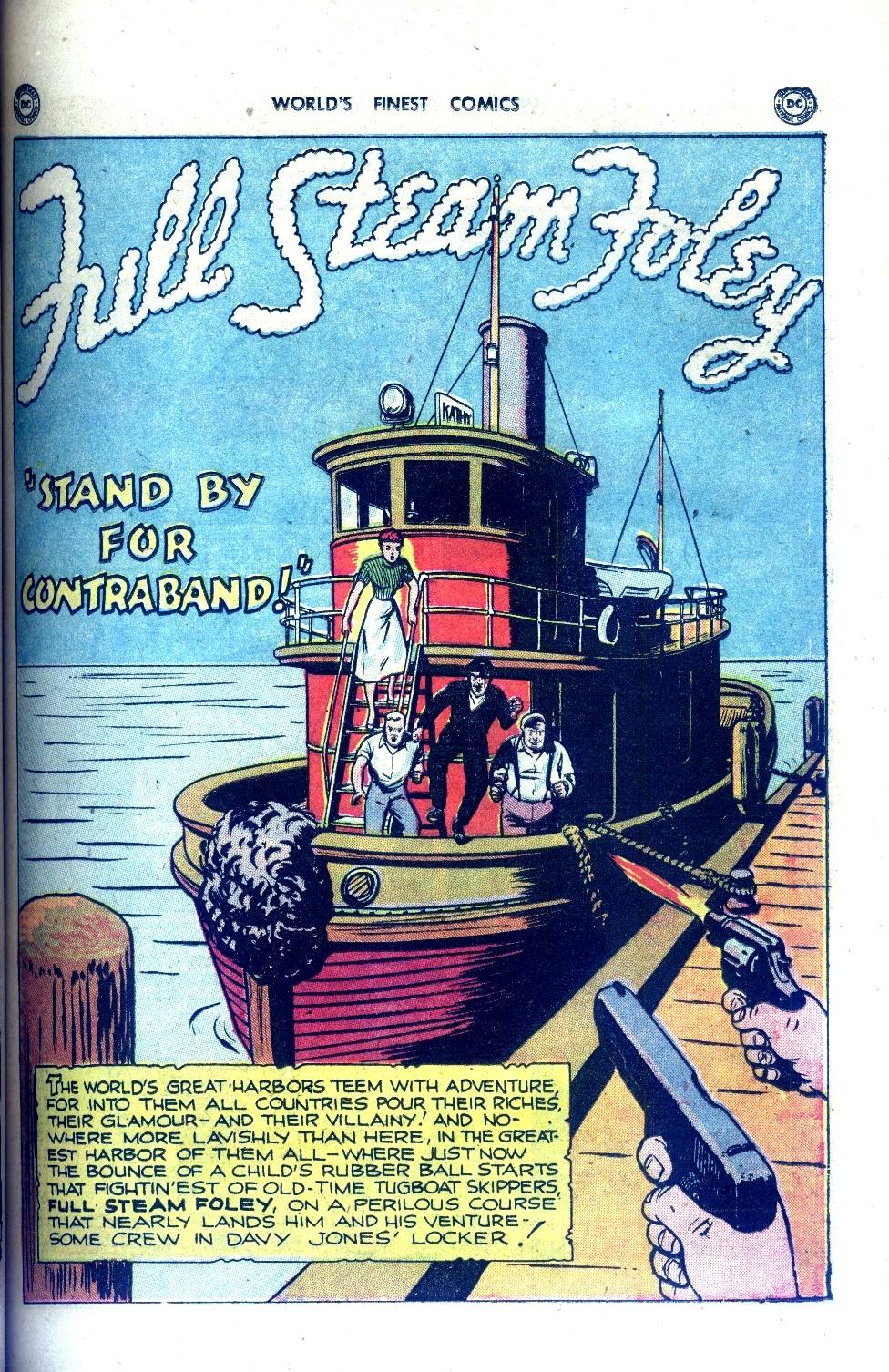 Read online World's Finest Comics comic -  Issue #43 - 29